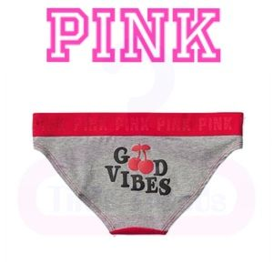 COMING🔜PINK•Logo Bikini•Red Fury/Heather Charcoal